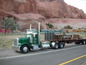 trucking 911 beam