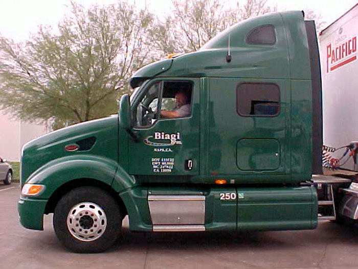 Biagi Dedicated Contract Trucking