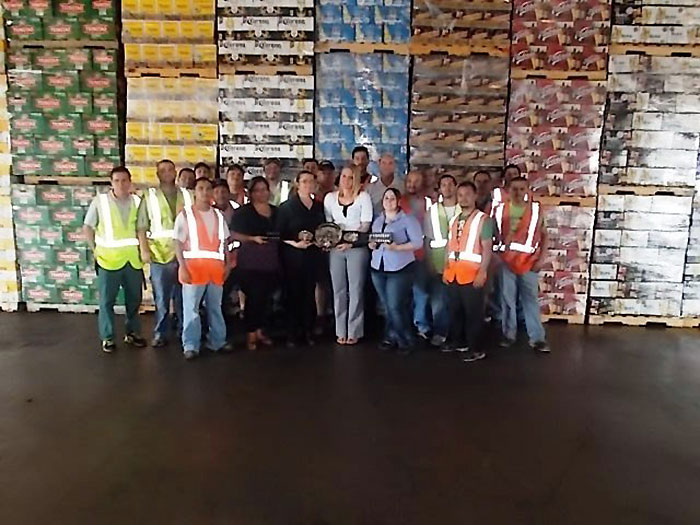 3pl Warehousing And Transportation Arlington Warehouse