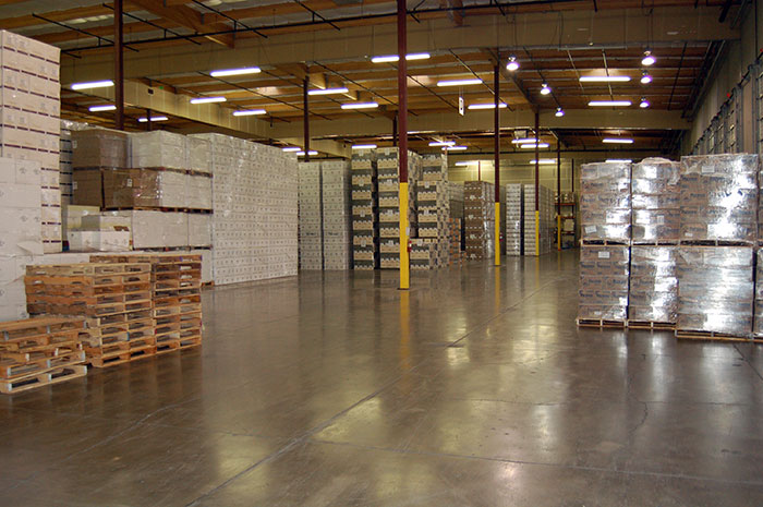 3pl - warehousing and transportation
